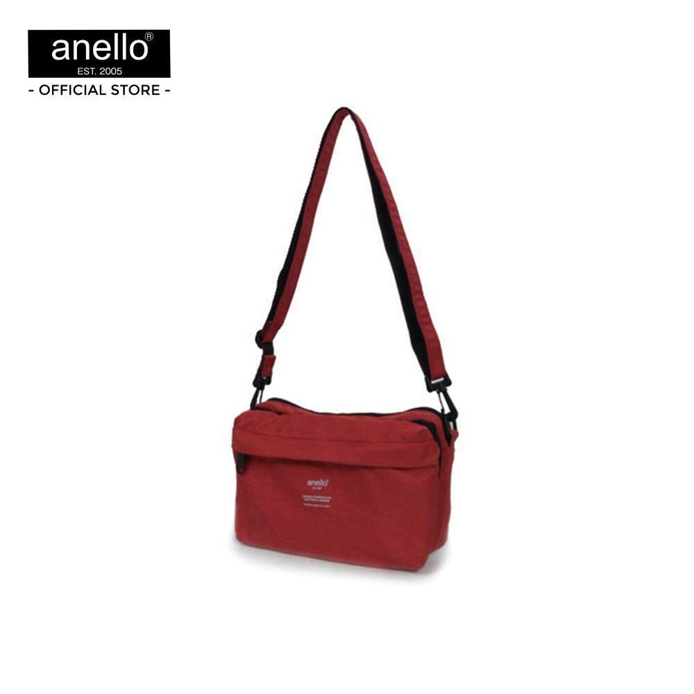 สอนใช้งาน  นครสวรรค์ anello กระเป๋าสะพายไหล่ Multi-Sto. Body Bag_AT-C2612