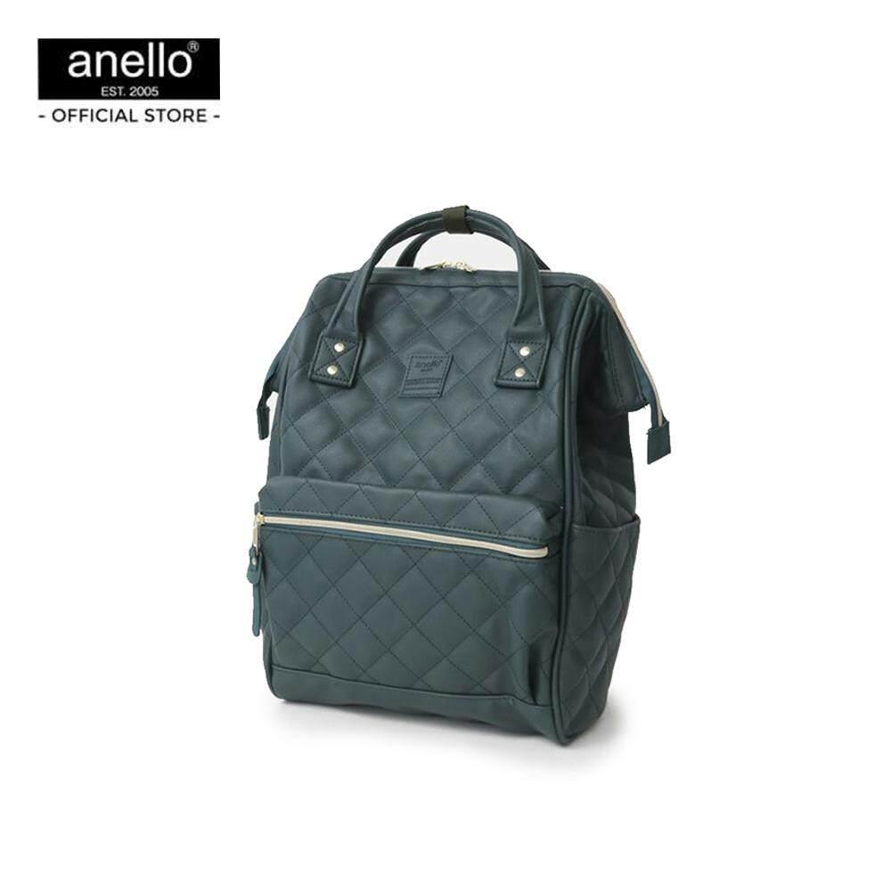 ยี่ห้อไหนดี  ยโสธร anello กระเป๋าเป้ Mini Classic Rucksack PU_AH-B3002