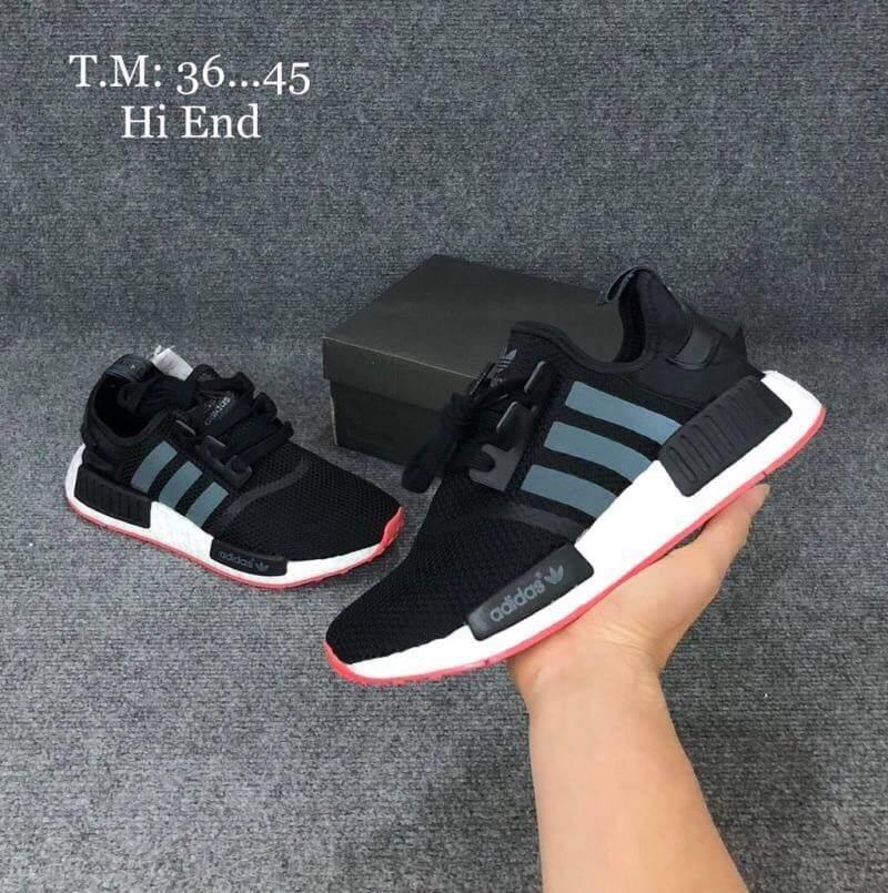การใช้งาน  หนองบัวลำภู รองเท้าผ้าใบAdidas NMD R1 (HIEND)