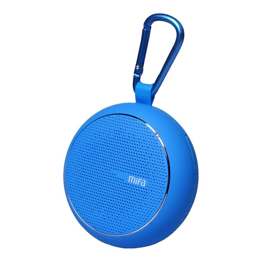 ยี่ห้อนี้ดีไหม  พิจิตร SPEAKER BLUETOOTH (ลำโพงบลูทูธ) MIFA F1 (DARK BLUE) ส่งฟรี บริการเก็บเงินปลายทาง #speaker #bluetoothspeaker #ลำโพง #ลำโพงบลูทูธ #Marshall