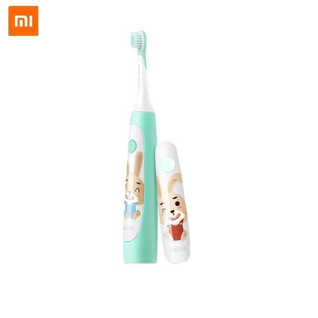 สงขลา Xiaomi SOOCAS C1 แปรงสีฟันไฟฟ้าสำหรับเด็กไร้สายชาร์จกันน้ำ   Mac Modern