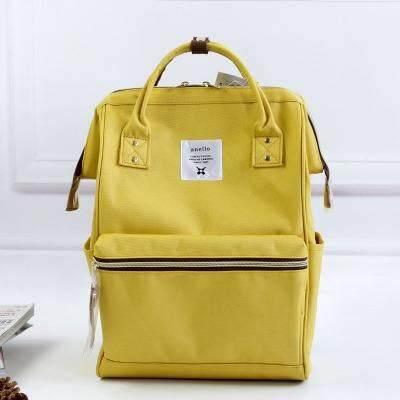 ยี่ห้อไหนดี  นครศรีธรรมราช Anello Regular Backpack สีเหลือง