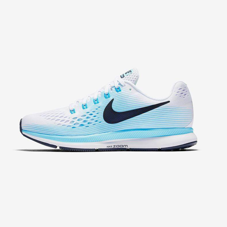 huge discount de9e9 642ea Nike Air Zoom Pegasus 34 women's Running Shoes Sneakers Outdoor Sports  Stability Lace-up Breathable Athletics