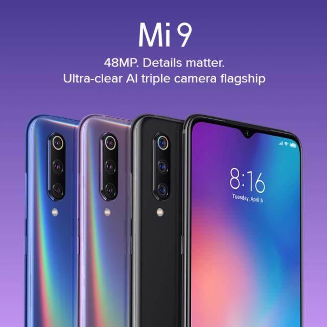 การใช้งาน  พิจิตร Xiaomi Mi 9 6/128GB เครื่องศูนย์ประกัน15เดือน Global Mi 9