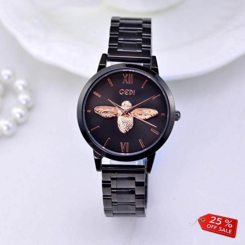 เก็บเงินปลายทางได้ นาฬิกา นาฬิกาทางการ GEDIนาฬิการุ่น9492ของแท้ 100% แถมกล่องฟรี ส่งKerry เก็บเงินปลายทางได้ โปรโมชั่น ราคาถูก