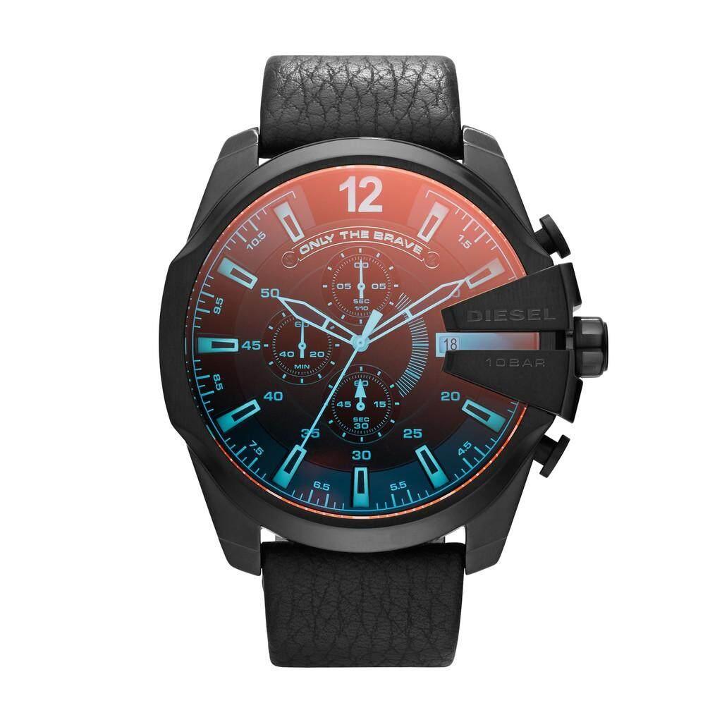 การใช้งาน  ร้อยเอ็ด คลังสินค้าพร้อมแฟชั่นดีเซลนาฬิกาผู้ชาย DZ4323