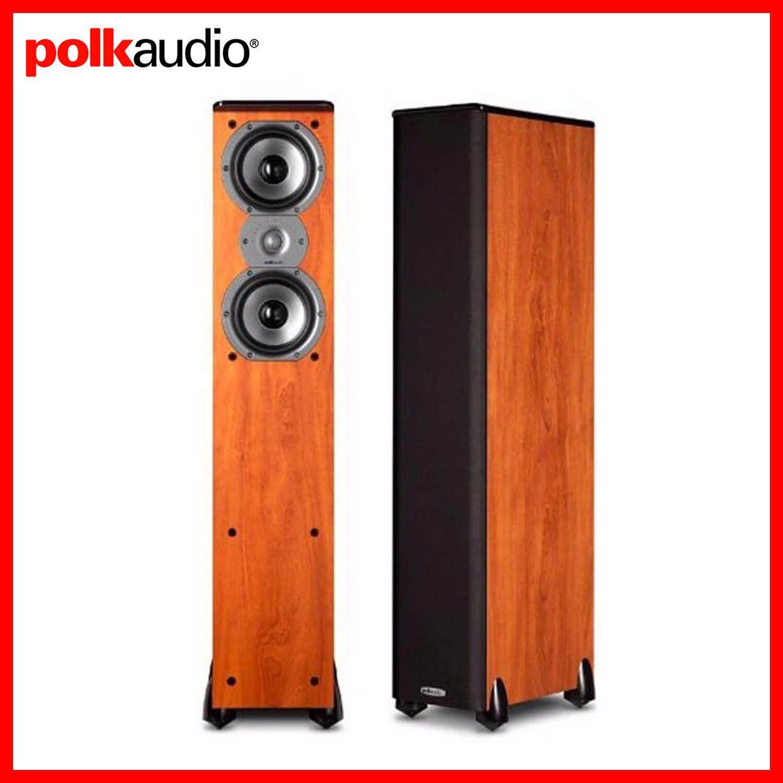 ยี่ห้อไหนดี  อำนาจเจริญ Polk Audio ลำโพงตั้งพื้นคุณภาพสูง รุ่น TSI-300-Cherry (จำหน่ายเป็นคู่)
