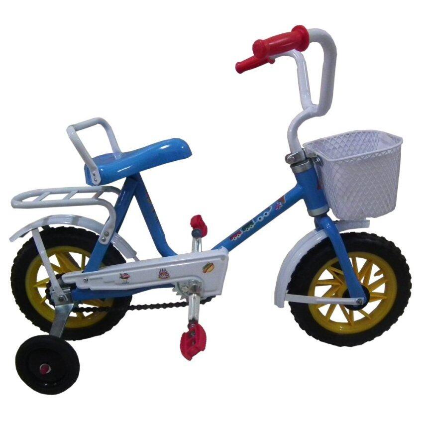 จักรยานโบราณ ขนาด 10 (สีฟ้า)