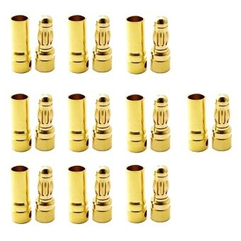 10 Pairs 35mm Male Female Gold Bullet Connector Plug For Escbattery Motor Banana Plugs Intl 1499871733 57616523 61af9c510fa505bb2c22565b9b8acfb4 Product
