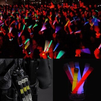 10pcs 6inch Glow Sticks Party Camping Emergency Fluorescent - intl - 4