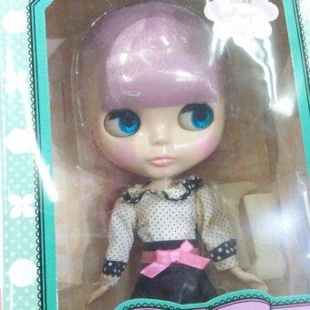 12\ Takara Tomy Neo Blythe Simply Lilac ตุ๊กตาบลายธ์ ผมสีม่วง ไลแลค