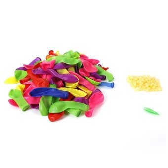 120Pcs Water Bombs Mixed Colorful Water Balloons For Party Children Kid Sand Toy - intl