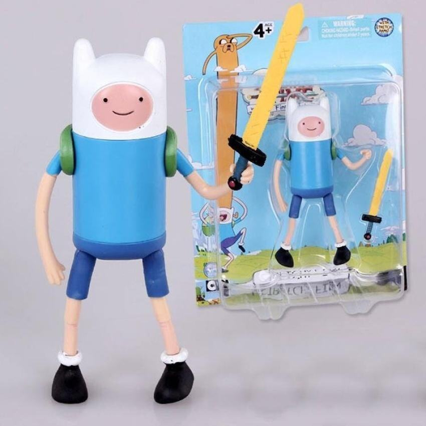 13Cm Adventure Time Toy Adventure Time Finn Pvc Action Figure Toy doll Classic Model Toys For Kids Christmas Gifts - intl