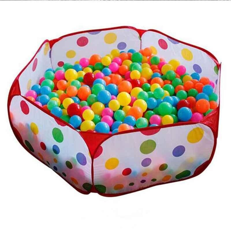 1M Ocean Ball Pool BabyToy Swimming Pool Baby Play Tent Pit Ball Indoor Outdoor - intl