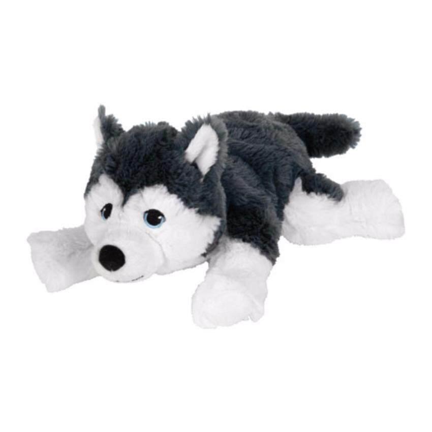 ลีฟลิก ตุ๊กตาผ้า, สุนัข, ไซบีเรียนฮัสกี (ขนาด 26 ซม.)