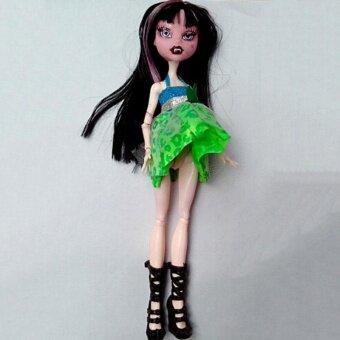 27cm Halloween Doll Toys Ghost Princess Action Figures TricksFestival - intl
