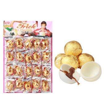 2X April Fool Chocolate toys Fun Prank Toy Surprise Gag Gift - intl