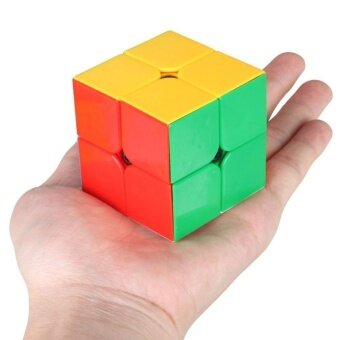 2x2x2 Speed Magic Cube Smooth Competition Rubix Rubiks Twist PuzzleToy Gift - intl
