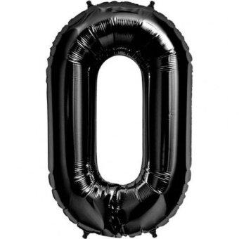 34 Number 0 Black - intl
