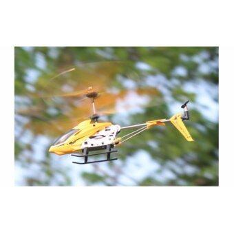 เฮลิคอปเตอร์ คอปเตอร์จิ๋ว บังคับรีโมท 3.5 Channel 2.4G Infra Remote Radio Control RC Mini Model King Helicopter