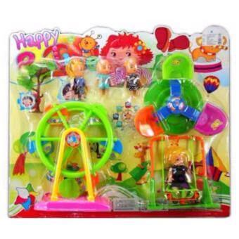 3BTOY ของเล่น สวนสนุกชิงช้าสวรรค์
