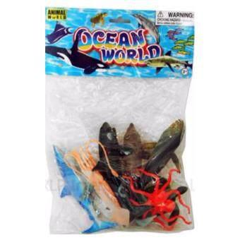 3BTOY สัตว์น้ำทะเลถุง