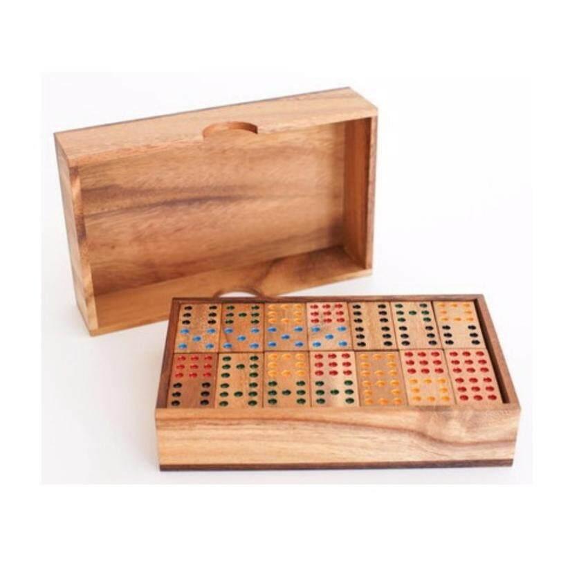 โดมิโน่ 9 จุด ขนาดใหญ่ ( Nine domino - L) โดมิโน่ 4 ชั้น ใหญ่