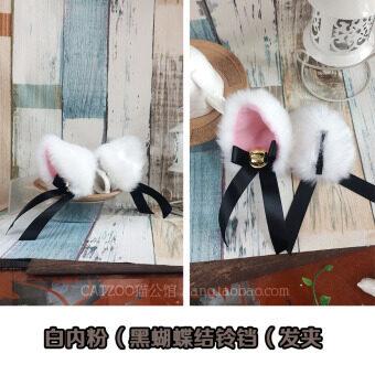 แม่แมว a1-2 ป่าตุ๊กตา Orecchiette สัตว์อุปกรณ์ผม