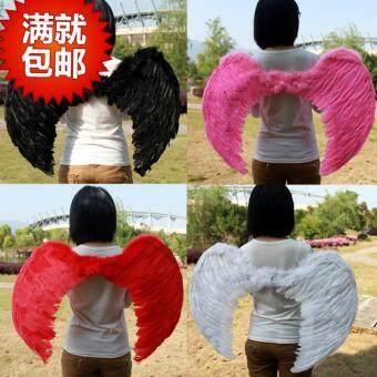 Aixinqi ขนนกสีขาวเด็กการแสดงการเต้นรำซัพพลาย