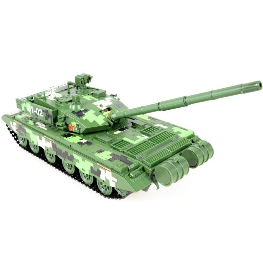 Alloy Diecast Military 1:35 Main Battle Tank Model Toys Model Toy Kids Gift - intl