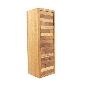 Ama-Wood เกมส์ตึกถล่ม จัมโบ้ Jenga Tumble Tower Jumbo XXL
