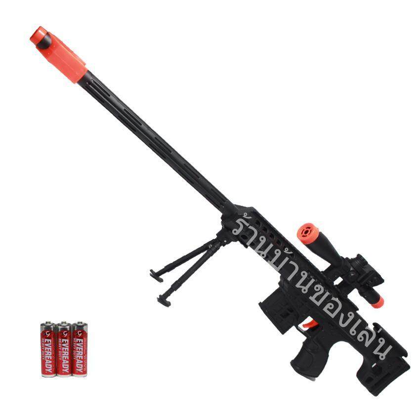 ANDA TOY ปืนของเล่น ปืนสไนเปอร์M82 มีไฟมเสียงพร้อมถ่าน 8685 image