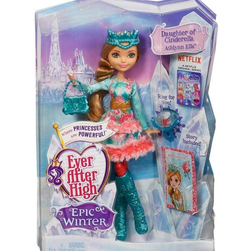 ตุ๊กตา Ashlynn Ella Doll ลูกสาวซินเดอเรลล่า