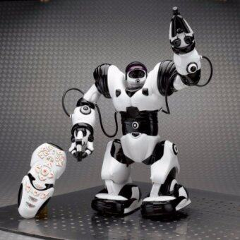 Astro หุ่นยนต์ บังคับวิทยุ Roboactor รุ่น TT313 (White/Black)
