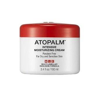 Atopalm Intensive Moisturizing Cream 100 ml. ครีมบำรุง สูตรที่อ่อนโยน ผิวหน้าและผิวกาย
