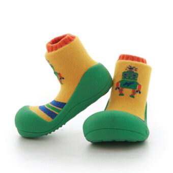 Attipas รองเท้าหัดเดิน รุ่นRobot Green - ARB01-Green