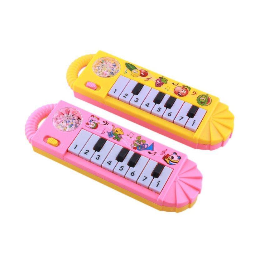 ขาย Aukey เกมเด็กทารกเด็กวัยเตาะแตะเด็ก Chidren นักดนตรีเล่นเปียโนศึกษาของขวัญ