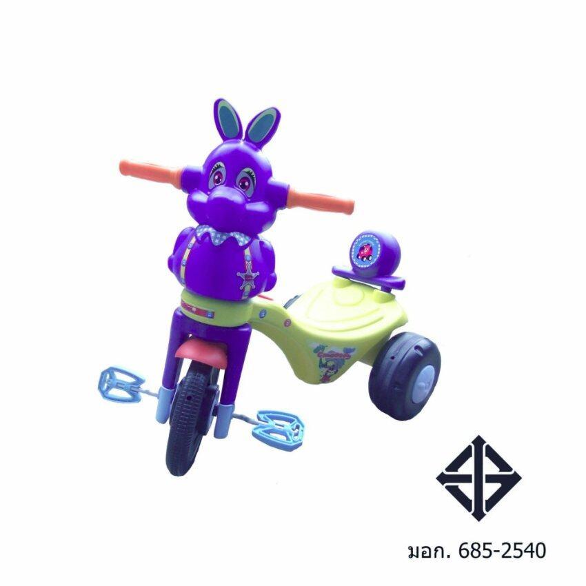 baby รถสามล้อเด็ก รถเด็ก ของเล่น จักรยานเด็ก รถจักยานสามล้อปั่น มีเสียงดนตรี