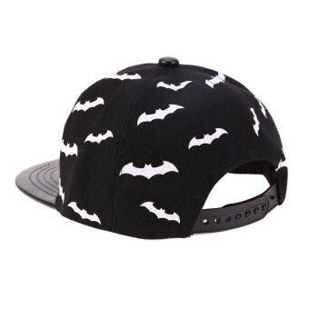 Baby Baseball Cap Children Boys Girls Snapback Cap Kids Hiphop Hats(Black) - intl ...