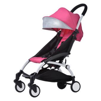 Baby Stroller (Pink)