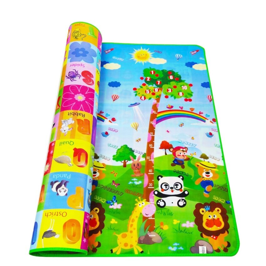 Baby Toys Baby Play Mats Developing Rug Kids Rug Mat for Children Kids Toys For Newborns Eva Foam Carpets Puzzle Mat - intl