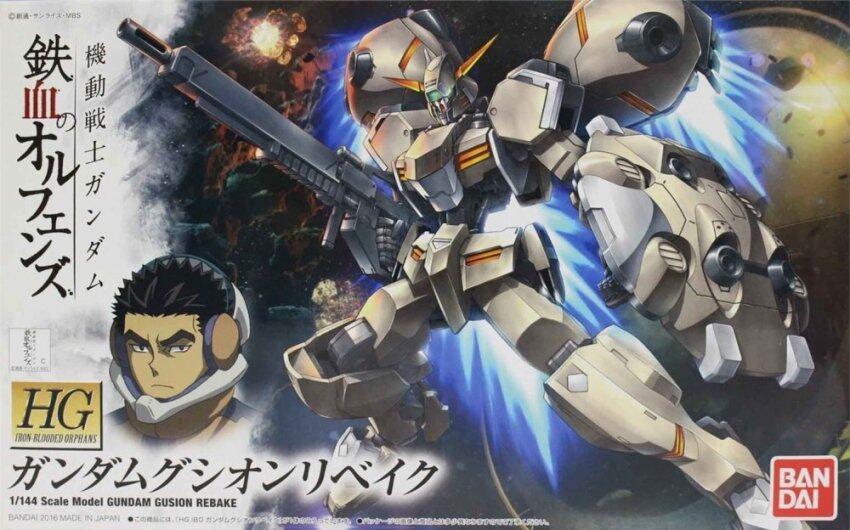 Bandai 1/144 High Grade Gundam Gusion Rebake