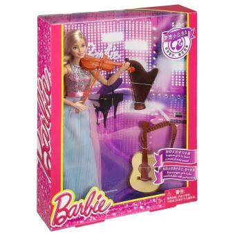 Barbie® Doll and Instruments (image 1)