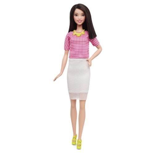 Barbie® Fashionistas™ Doll 30 White & Pink Pizzazz - Tall