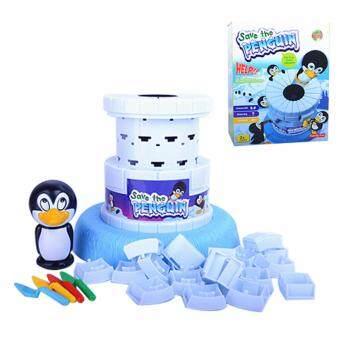 BBGToys ของเล่น ตักน้ำแข็งช่วยแพนกวิ้น