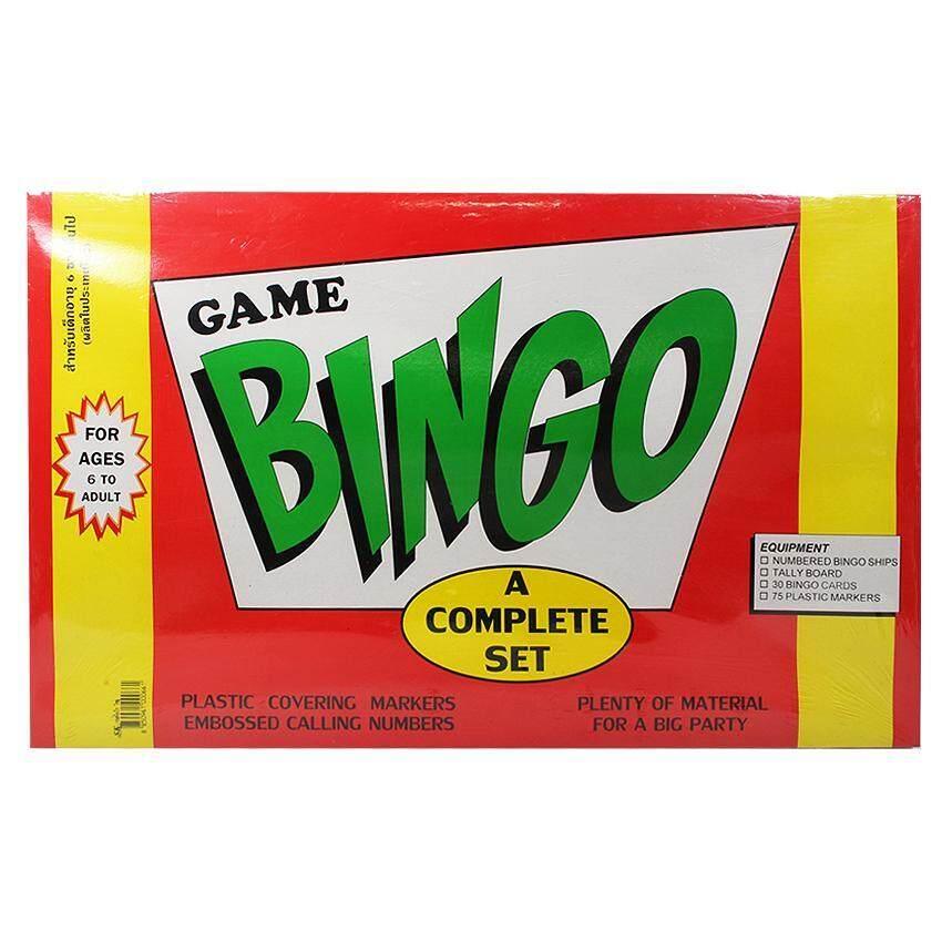 BKL TOY เกมส์ บิงโก BINGO 661