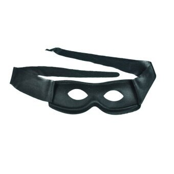 Black Cotton Cloth Zorro Ninja Mask For Costume Themepartymasquerade Halloween - intl