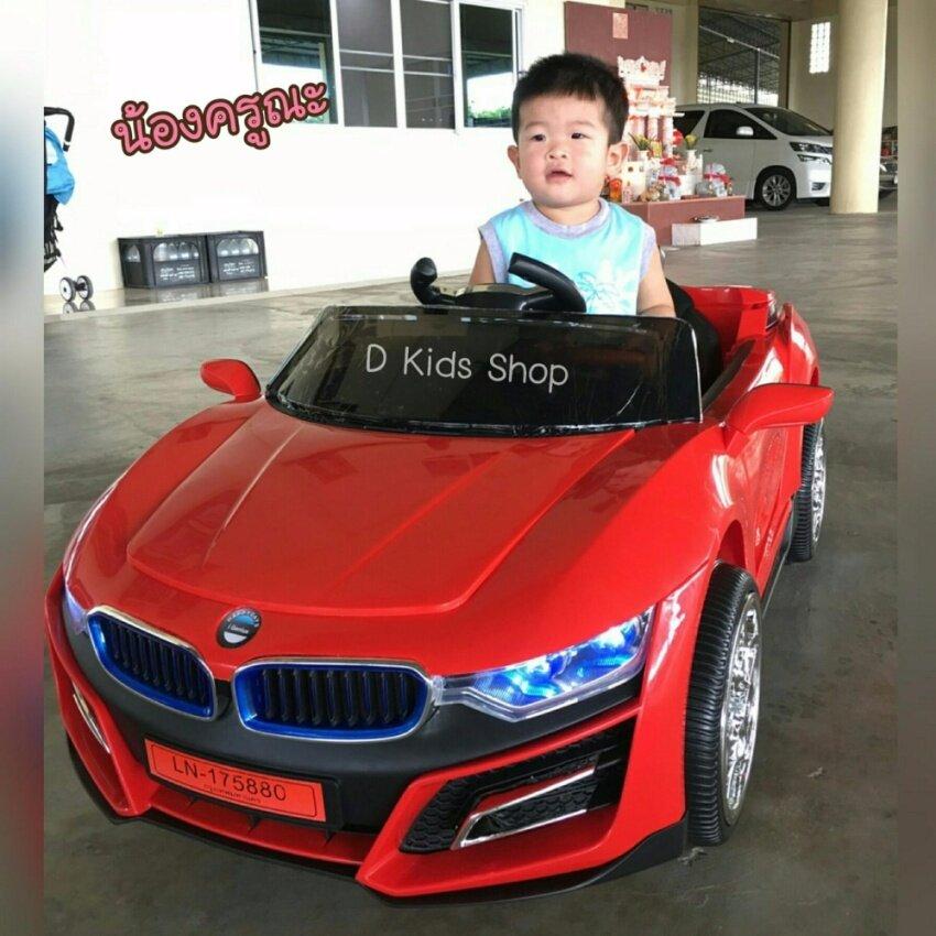 BMW Concept i8 12V 2 Motors คันใหญ่ รถแบตเตอรี่ รถเด็กนั่งไฟฟ้า