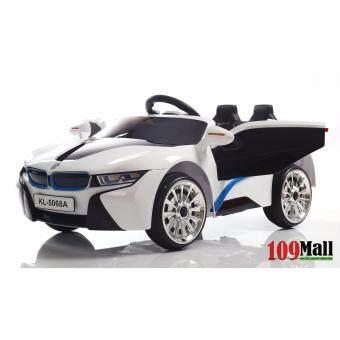 รถเด็กนั่งแบตเตอร์รี่ BMW i8