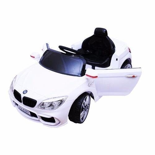 BMW Series 1 Convertible 2 Motors รถแบตเตอรี่เด็กนั่ง ( White )